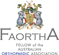 Fellow of the Australian Orthopaedic Assocaiation